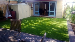 Synthetic grass in Hawthorn